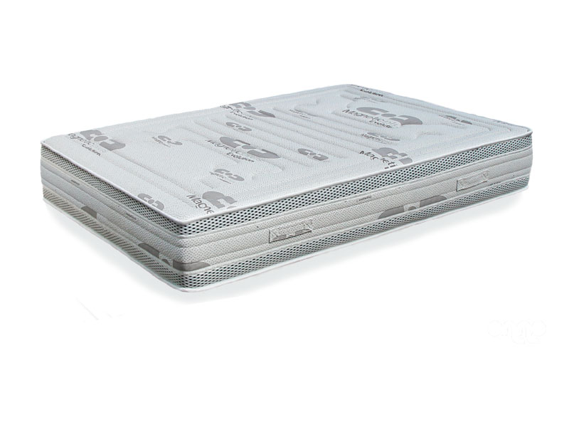 COLCHON 105X190 MAGNETIC PLUS GRIS