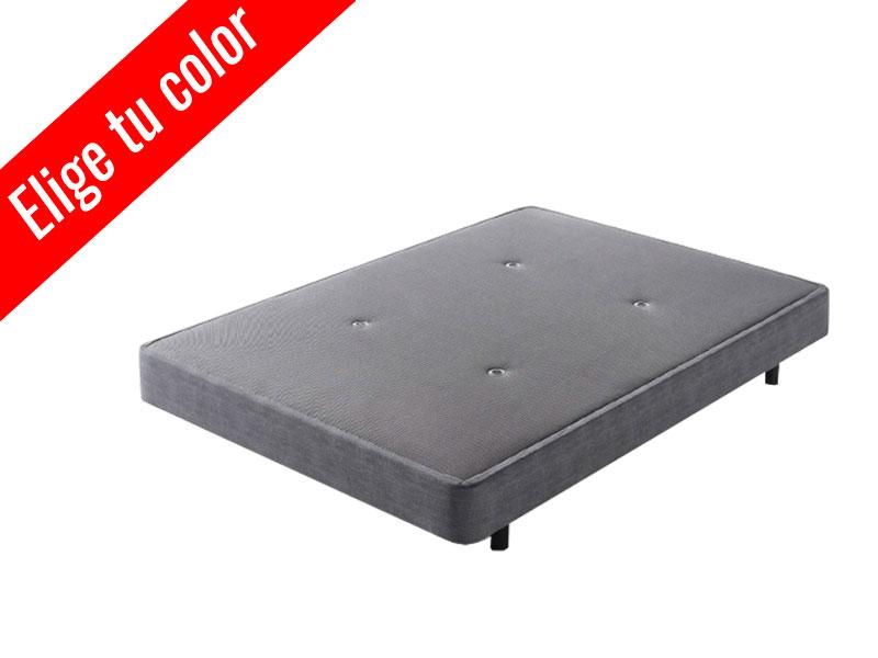 BASE FRANCESA 150X190 TAPIZADO A ELEGIR