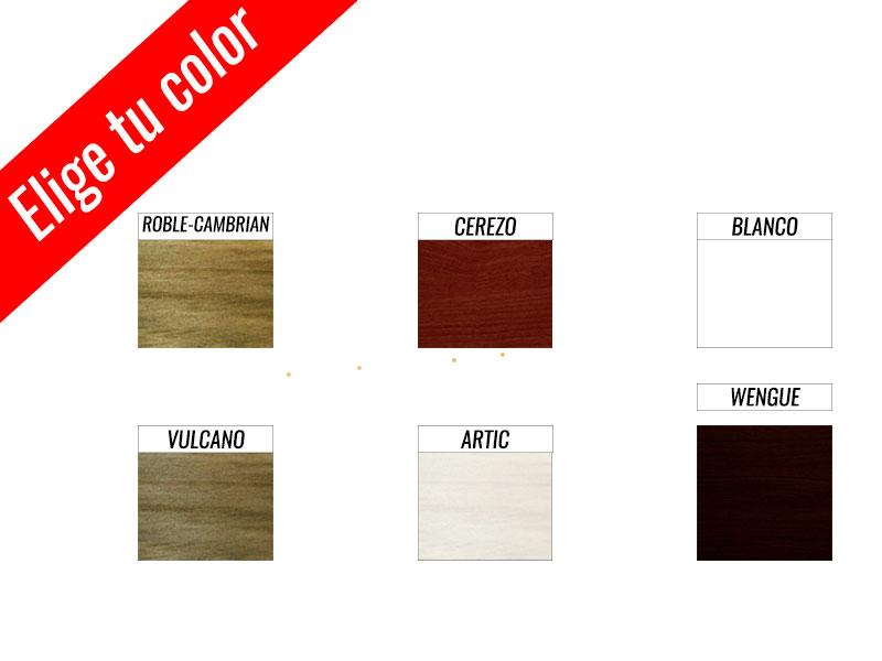 CANAPE 105X190 CRONO ELECTRICO COLOR A ELEGIR 2