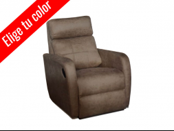 sillon relax electrico power lift