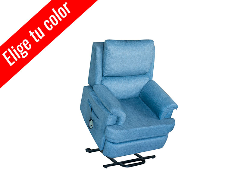RELAX KROL POWER LIFT TAPIZADO A ELEGIR
