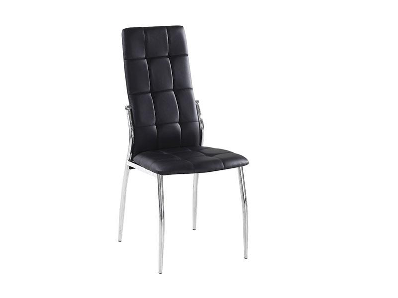 Comprar al mejor precio silla horatio negra precio 39 for Precio sillas reclinables