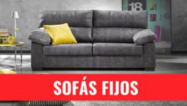 SOFAS FIJOS