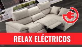 SOFAS RELAX ELECTRICOS