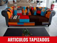 ARTICULOS TAPIZADOS