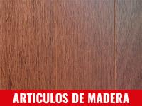 ARTICULOS MADERA